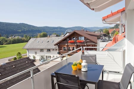 braviscasa-FeWo Titisee, max. 3 Pers., H8 - Titisee-Neustadt - 公寓