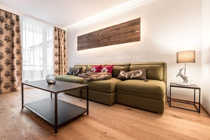 Love the Alps - Wellness Apartment Seefeld