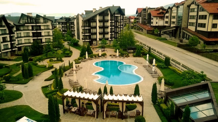 Cosy studio and spa near ski resort Bansko - Razlog - Byt