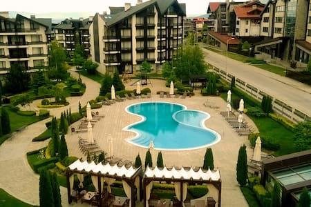 Cosy studio and spa near ski resort Bansko - Razlog