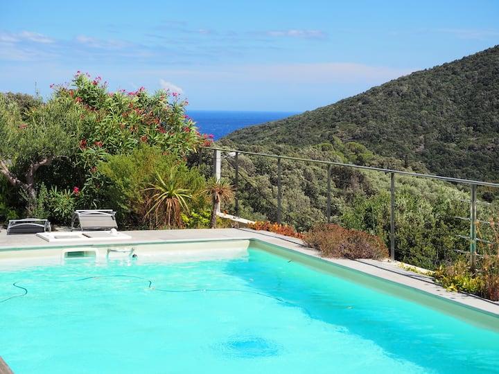 Jolie Villa  Cap Corse