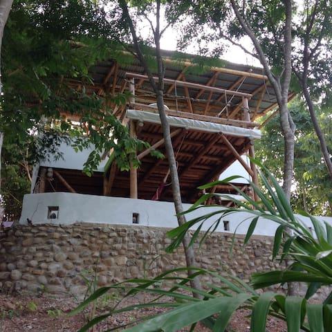 Casa EL VELERO Ecolodge, Palomino Guajira Colombia