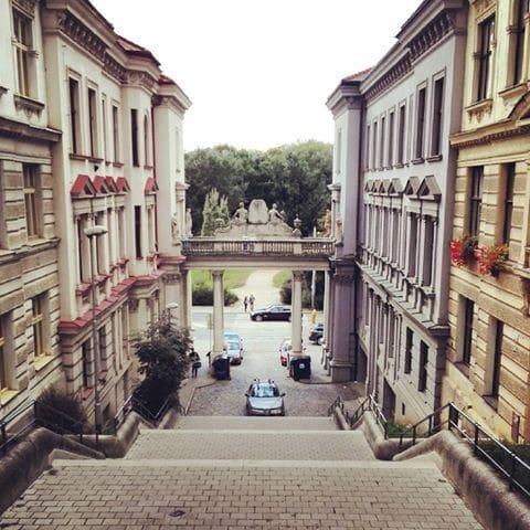 Byt na najkrajšej ulici v Brne - Brno - Apartment