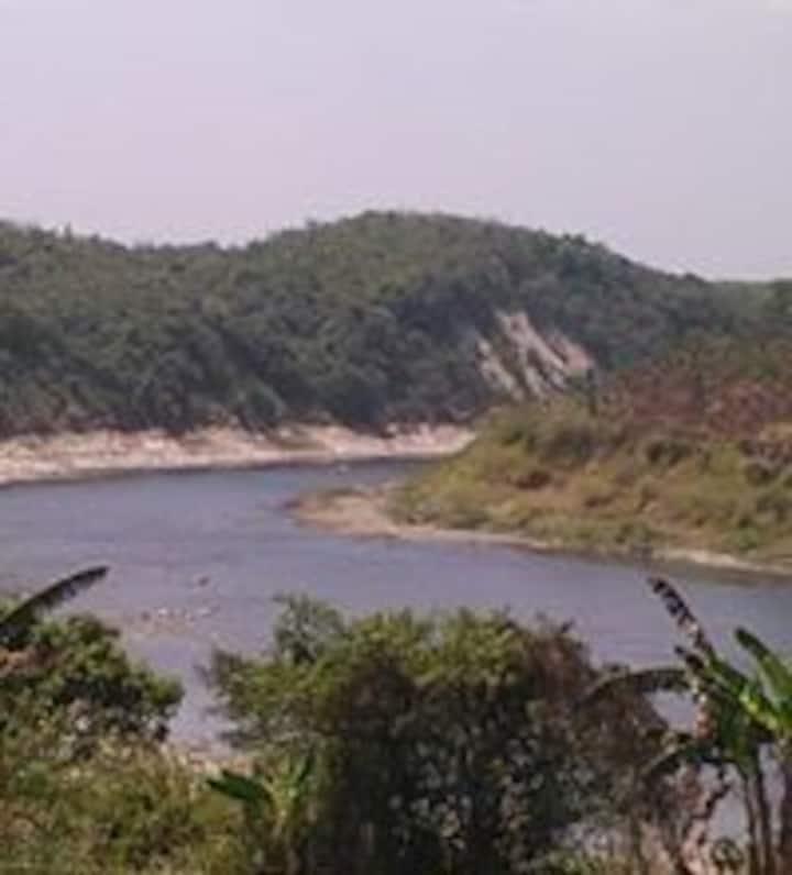 Joglo Natural Java Home
