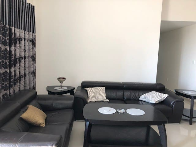 A Beautiful ,Furnished  3 B/R apartment for rent