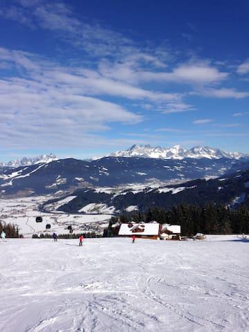 TuckHaus - Ski Apartment - Flachau