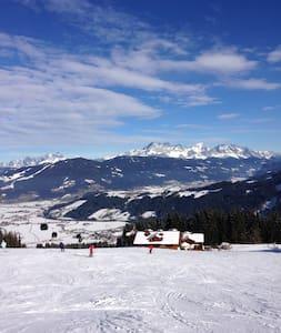 TuckHaus - Ski Apartment - Flachau - Pis