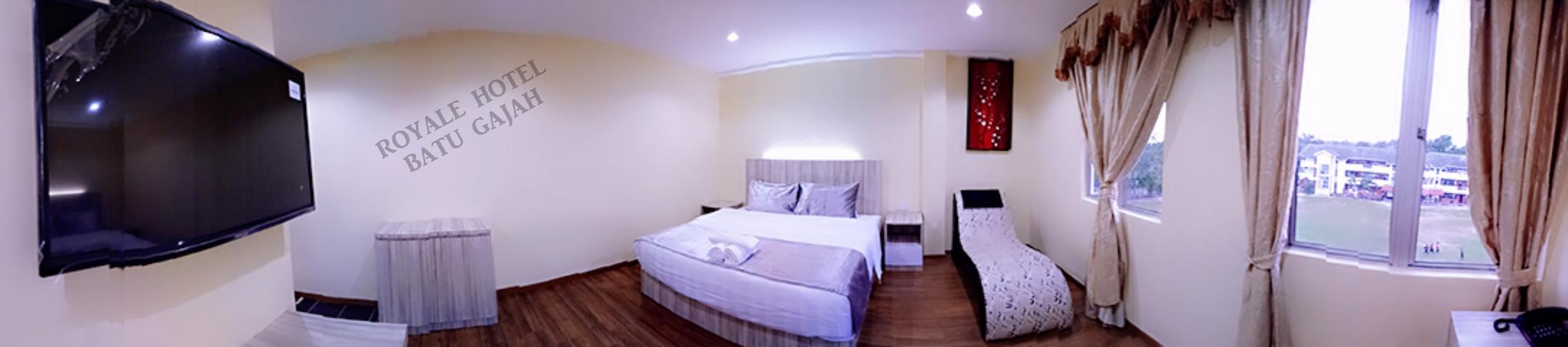 ROYALE HOTEL ROYALE & PREMIER Suites - Batu Gajah