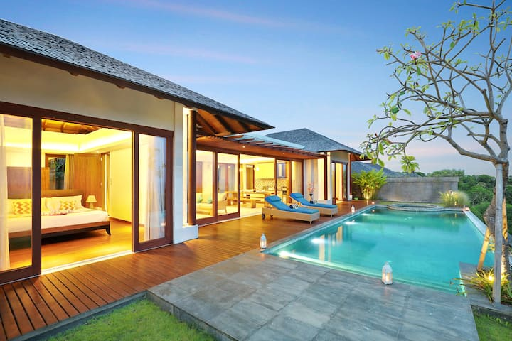VIVO VILLA(3BR PRIVATE POOL VILLA WITH OCEAN VIEW)