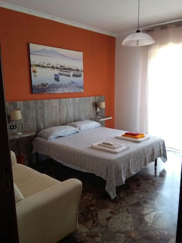 Central&Panoramic triple room - Sant'Agnello - Appartement