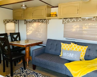Far East RV/guesthouse with private entrance