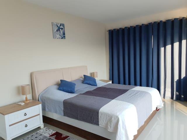 Спальня. 2 этаж.