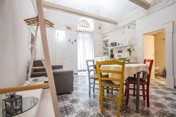 Mirea's Home   nella zona Ottocentesca  di Ostuni