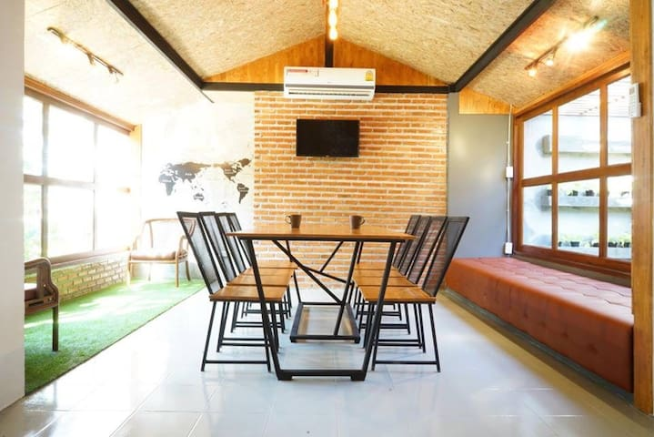 Hot deal!! Villa In Nimman+free Airport Pickup