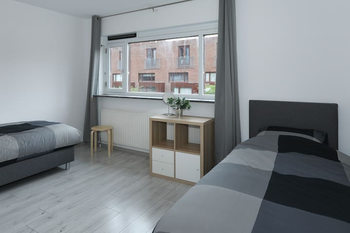 Modern Room near Amsterdam and Schiphol Airport