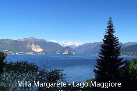 Villa Margarete Lago Maggiore with panoramic view - Leggiuno - 别墅