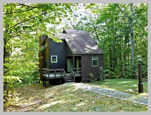 White Mountains vacation home, Fun year round - Campton - Holiday home