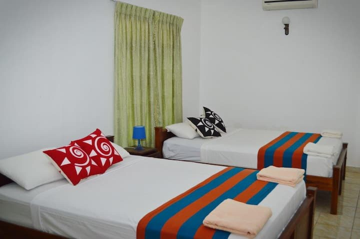 Empyrean Airport Hotel-Triple Room