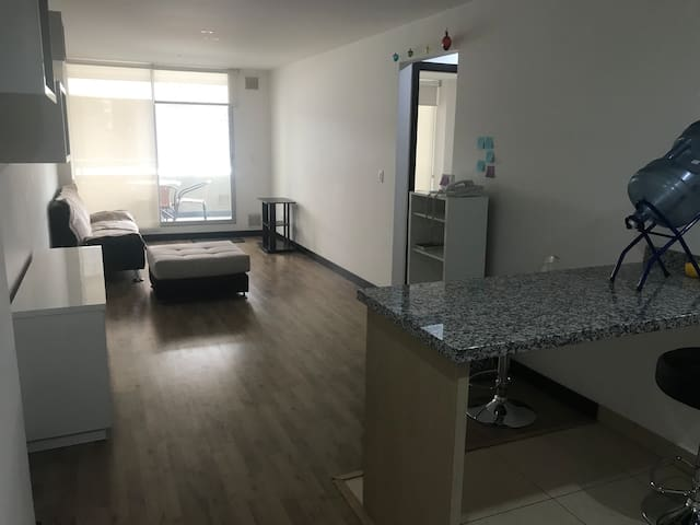 Linda suite en exclusivo sector de Quito