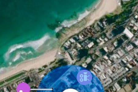 Location, location. Beach, shops... - 克罗纳拉(Cronulla) - 公寓