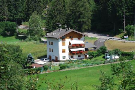 Oasi di relax fra i laghi alpini di Pinè, Trentino - Apartment