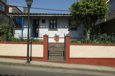 Casa-Hostal colonial en el centro. - Hus