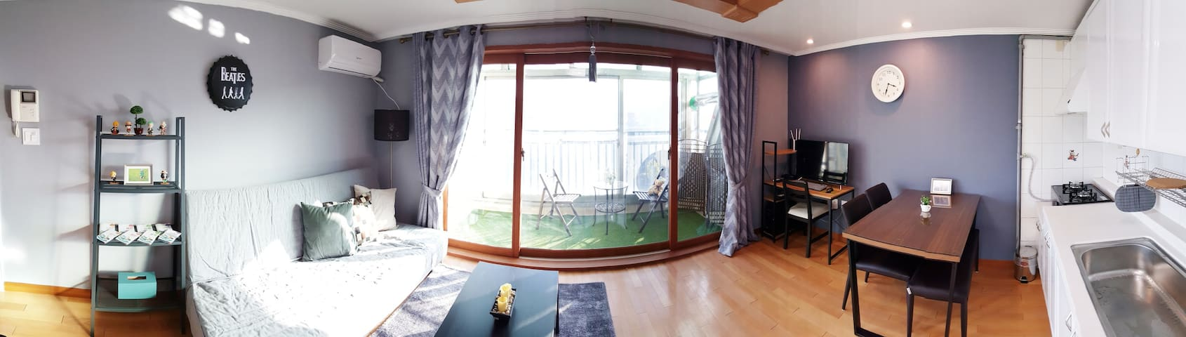 ★ 2 rooms ★, Center of Seoul - Jung-gu - Villa