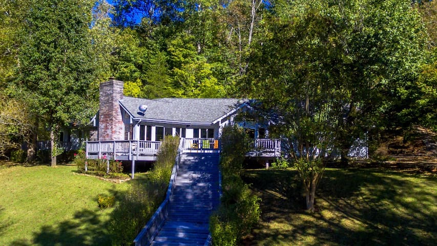 Blue Heron Lake House