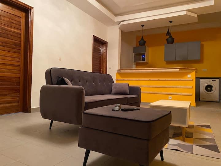 maison d'hôtes Le Toubé, appartement 2 chambres