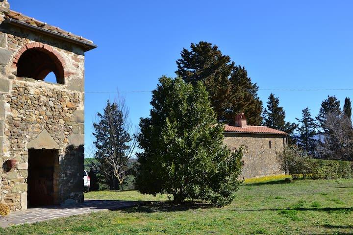 Lovely stone farmhouse in Maremma - Localita' Piantaverna - Huvila