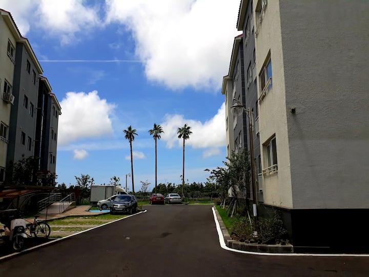 영어교육도시 신화테마파크 오설록 근처 단독아파트 独立公寓靠近蓝鼎主题公园, 3房2厅2卫