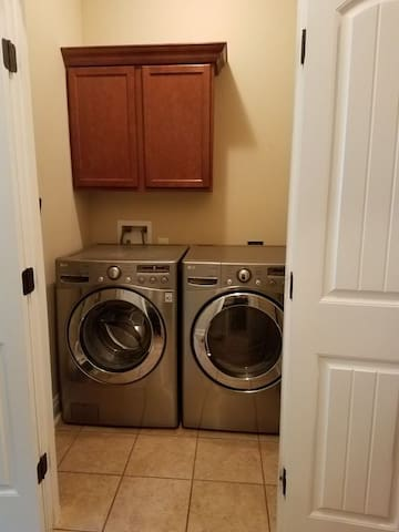 Washer & Dyer Upgraded