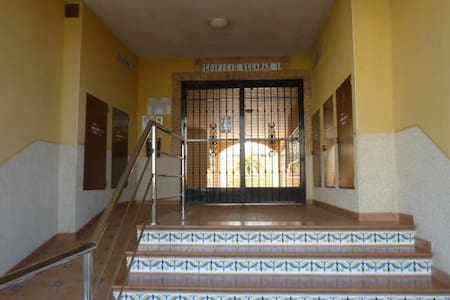 Beautiful spacious apartment, with inviting pool! - Almoradí