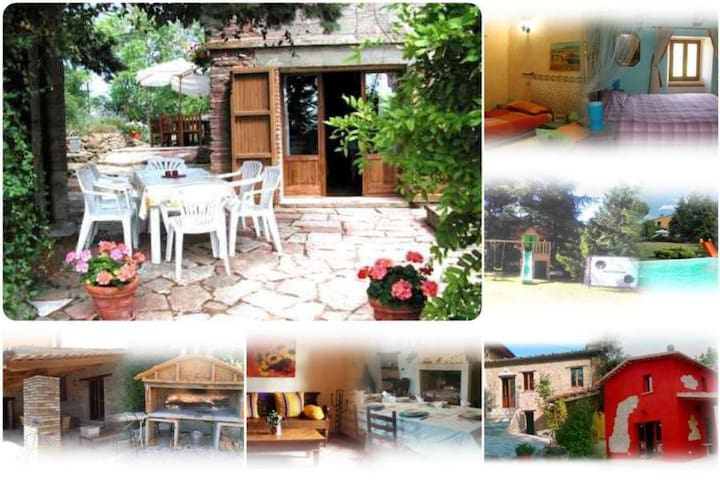 Spacious 7 BDR holiday home with pool located on a beautiful property