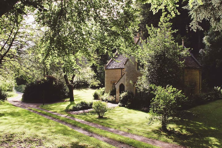Woodwells, secluded Cotswold home in ancient woods - Near Uley - Haus