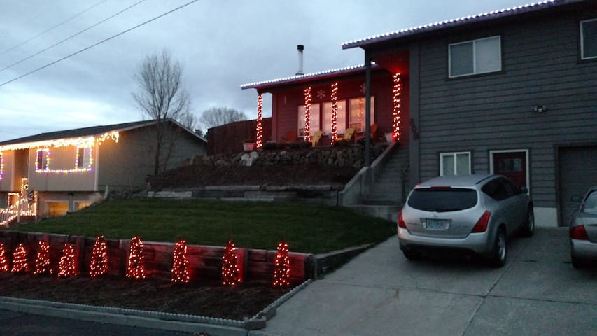 Hillside City House - Prineville - Rumah