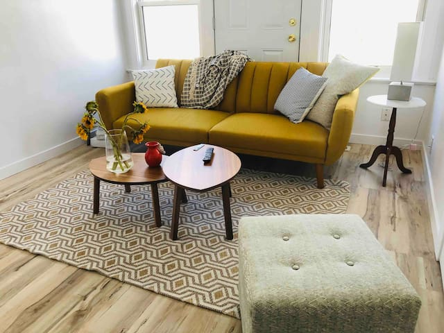 Downtown London Road Luxe Apartment. No Clean Fee!