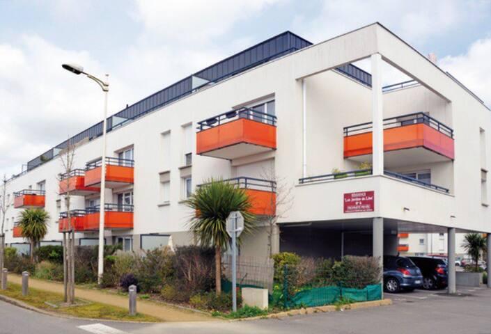 Super appartement, à proximité de Vannes