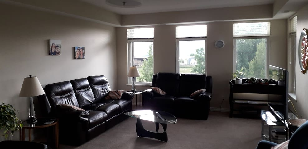 West Kelowna condo, shared.