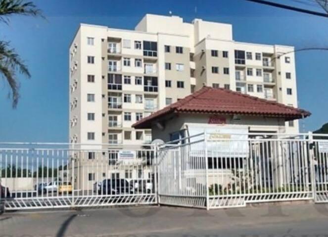 Apartamento Praia de Jacaraípe Condomínio Fechado