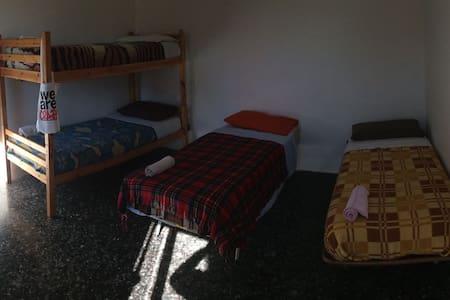 Ca' Hurria LEVANTE(sh.room,sharebathroom&kitchen) - Olmo - Rumah