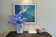 【国庆大促8折特惠】海棠湾-亚特兰蒂斯棠岸 豪华海景套房3-15层 8折水世界门票