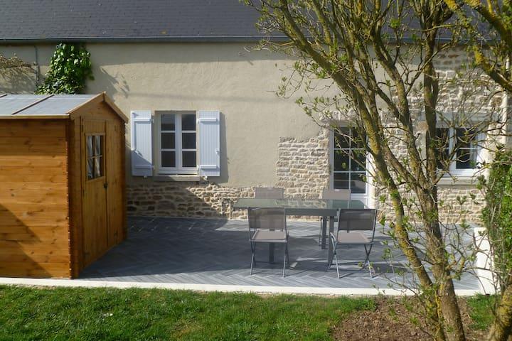 Gîte Amfreville - Amfreville - House