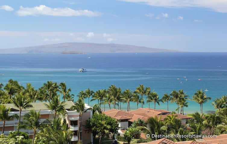 Wailea Beach Villas Penthouse 502 - 2Bd Oceanview - Kihei - Villa