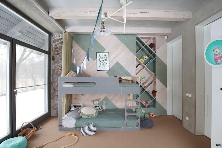 Bedroom 2 - bunk bed