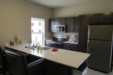 Brand New Waverly Condo - Private Two Car Garage