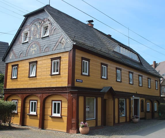Ferienhaus Selma, Ferienwohnung Eifler - Großschönau - Condominium