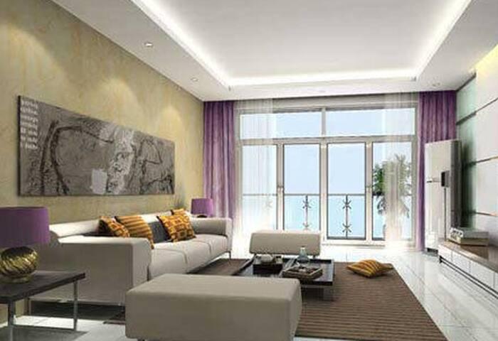 精装3室全套家具家电集暖拎包入住即可 - Taian Shi
