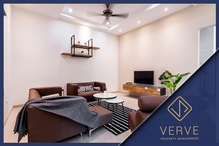 Ipoh Gunung Lang Semi-D Suites by Verve (16 Pax)