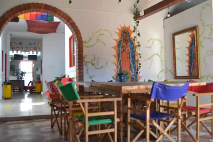 Casa Hostal en San Gil